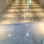 Retail Floor Epoxy