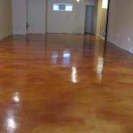 Acid Stained Epoxy Floor