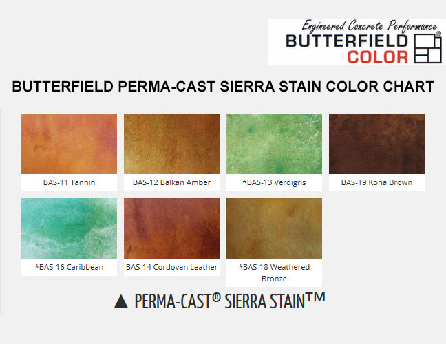 Butterfield-Perma-Cast-Sierra-Stain-Color-Chart