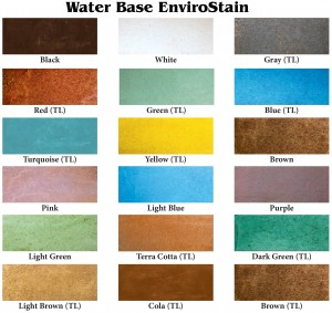 Waterbase EnviroStain