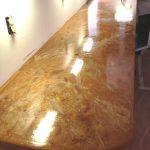 Countertop Copper Metallic After