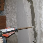 Epoxy Crack Injection-Basement