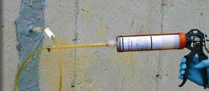 Epoxy Injecting