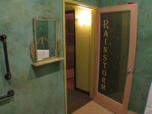 Salon Shower Wall2