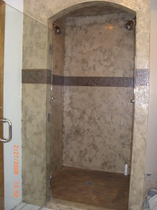 Shower Stall After DiamondKote