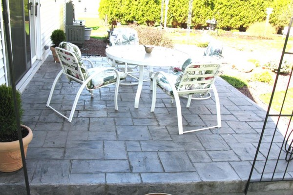 Patio-Ashlar Slate Pattern