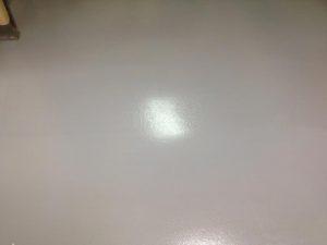 Epoxy Gray Shop Floor