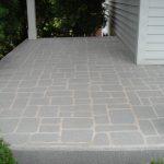 Spray Texture Stencil Cobblestone