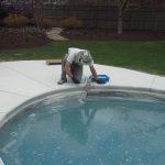 Pool Deck sealing