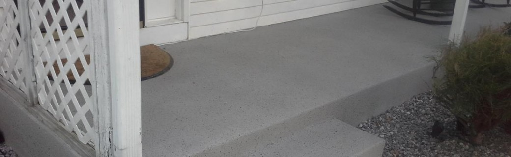 Porch Resurfacing in New Haven County