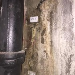 Leaking Foundation Crack