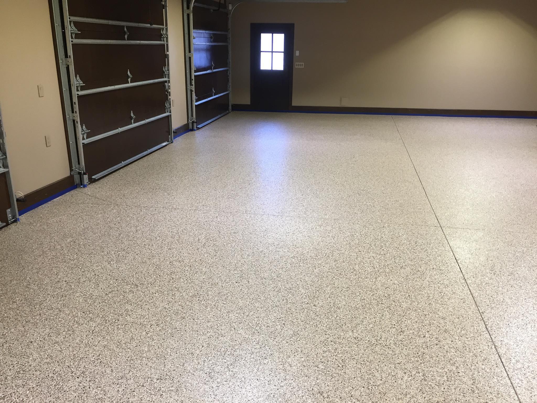vinyl flooring custom corvette where derkee the garage storage industry going imaged is