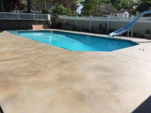 WB Stain Pool
